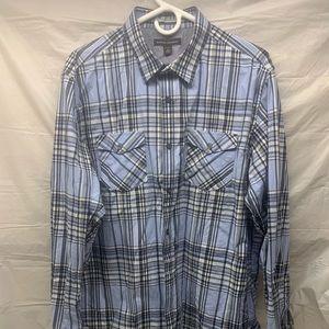 Banana Republic Button Down Long Sleeve Shirt XL